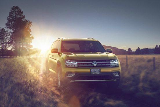 Volkswagen Teramont: известна дата начала продаж в РФ