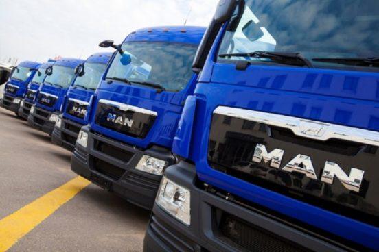 Компания MAN подвела итоги за 2017 год в России