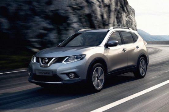 Названа самая популярная модель Nissan в России