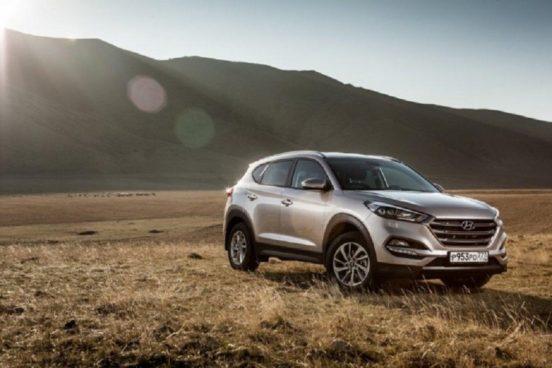 Рейтинг самых покупаемых SUV в России за март