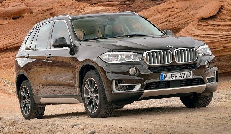 лучший кроссовер - BMW X5