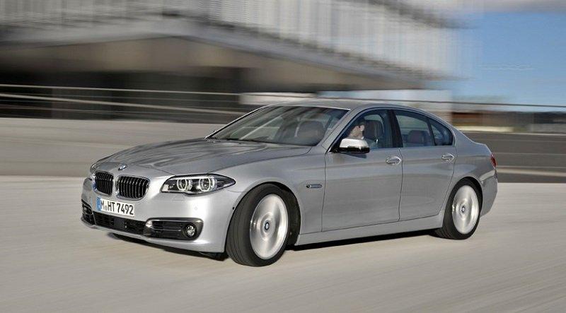 Лучший седан —BMW 5-Series в топ 10