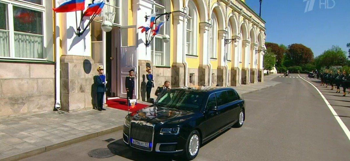 """Министр назвал стоимость автомобилей проекта """"Кортеж"""""""