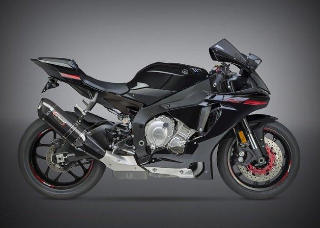 6 ступень -Yamaha YZF R1 в топ-10 самых быстрых мотоциклов в мире