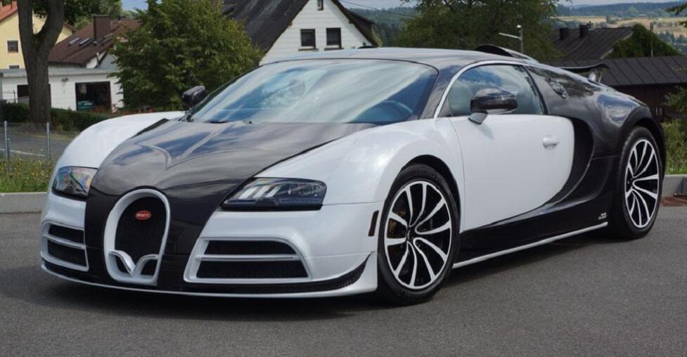Bugatti Veyron Limited Edition