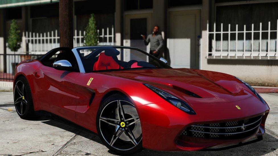 8 ступень -Ferrari F60 в топ-10 самых дорогих автомобилей
