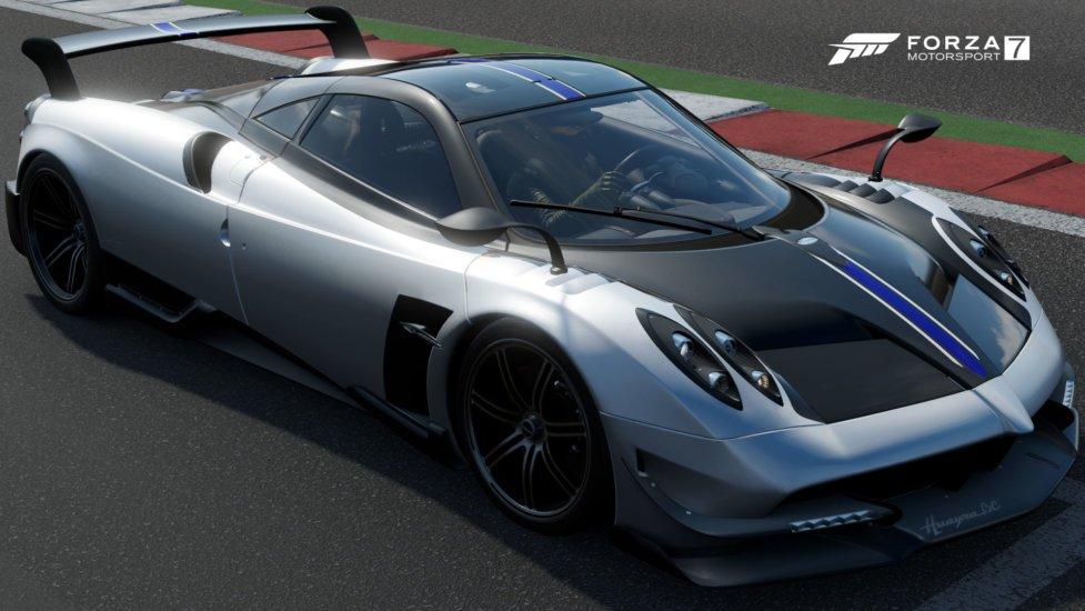 7 ступень -Pagani Huayra BC в рейтинге самых дорогих автомобилей
