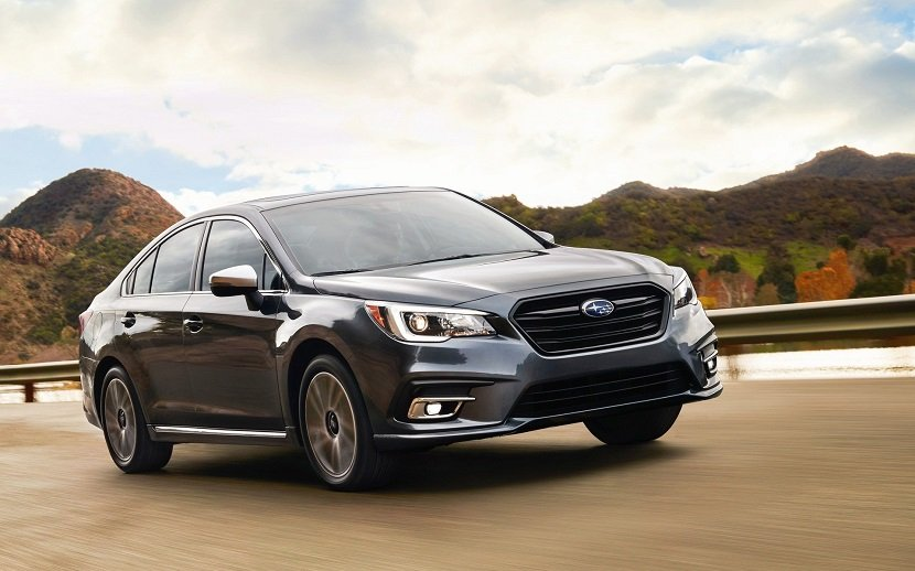 Subaru Lgasy