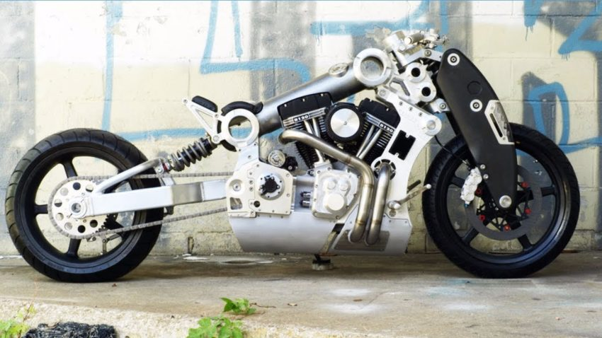 Самый дорогой мотоцикл в мире - neiman marcus limited edition fighter price