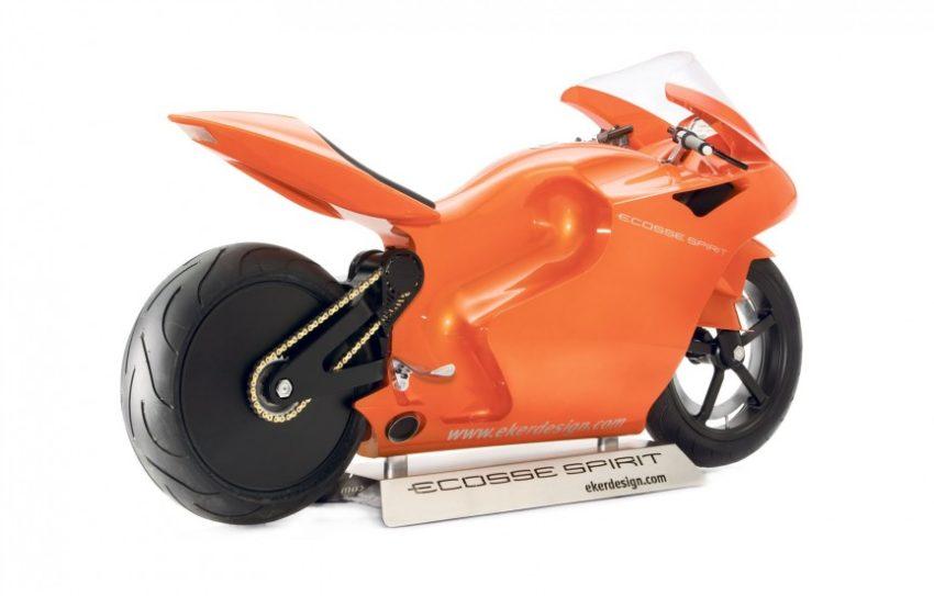 3 позиция -Ecosse ES1 Spirit в топ-10 самых дорогих мотоциклов в мире