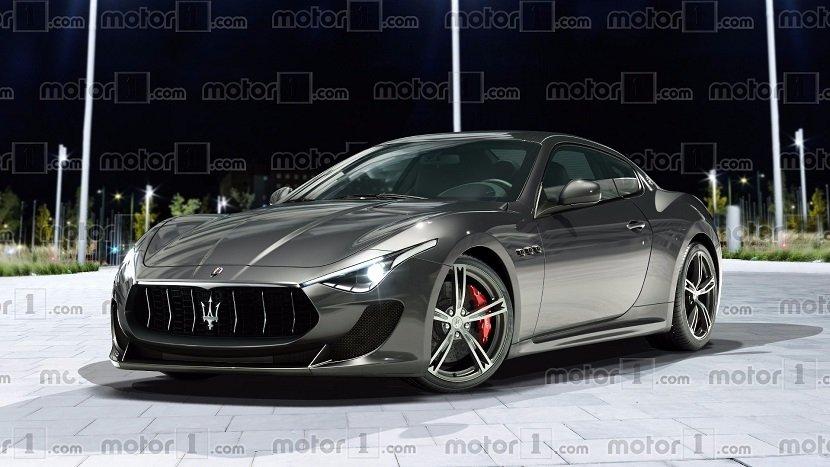 итальянский спорткар - Maserati Gran Turismo