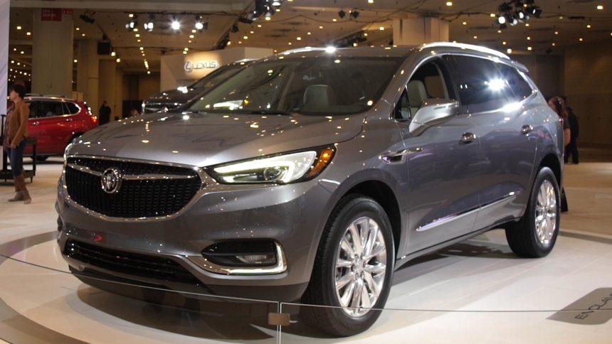 3 ступень - Buick в топ-10 самых надежных автопроизводителей