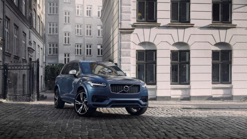 Шведская компания объявила цены на свой новый кроссовер XC90 T8 R-design который привезут в Россию в 2018