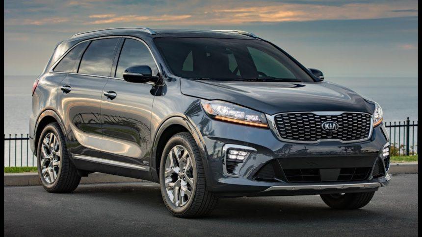 5 место - KIA в рейтинге самых лучших автопроизводителей