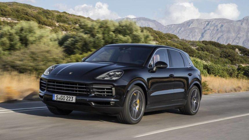 2 позиция -Porsche в рейтинге самых надежных автопроизводителей