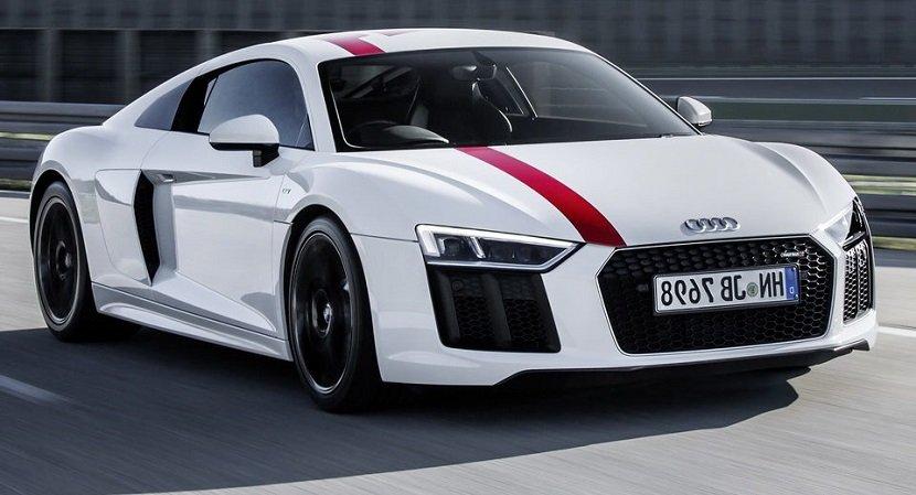 спорткар Audi R8 V10 RWS