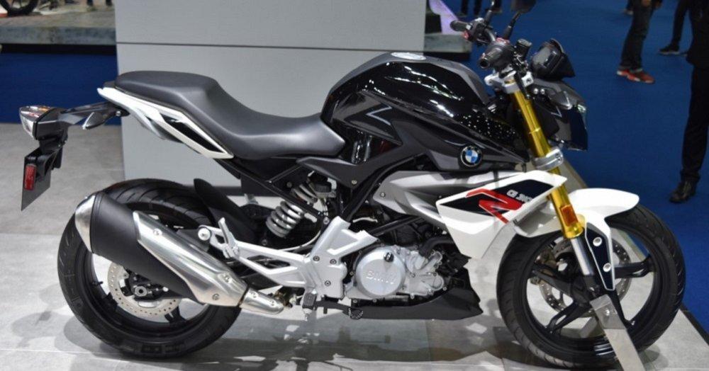 Самый лучший дорожный мотоцикл BMW G310R