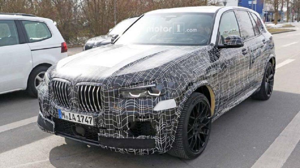 """последние новости от немецкой компании БМВ """"Заряженный"""" немецкий кроссовер BMW X5"""