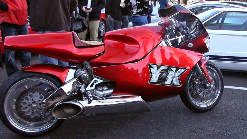 MTT Turbine Superbike Y2K на десятой строчке в топ-10 самых дорогих байков