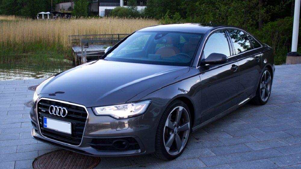 Самая надежная машина бизнес-класса -Audi A6 (Ауди А6)