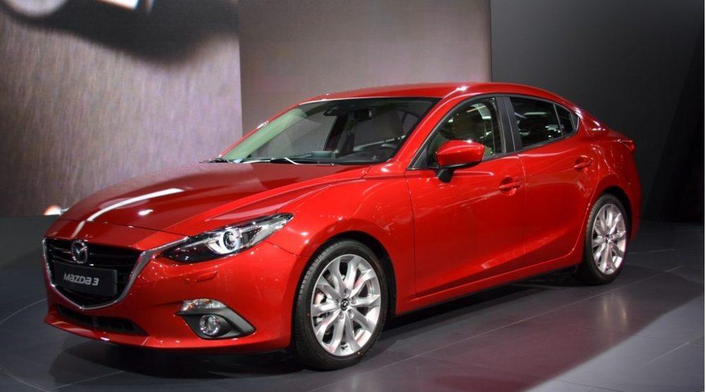 самый надежный седан C-класса -Mazda Mazda3 Sedan (Мазда Мазда 3)