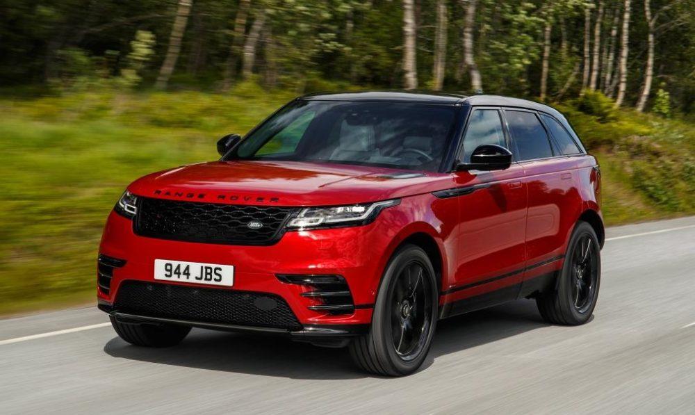 внедорожник Range Rover Velar