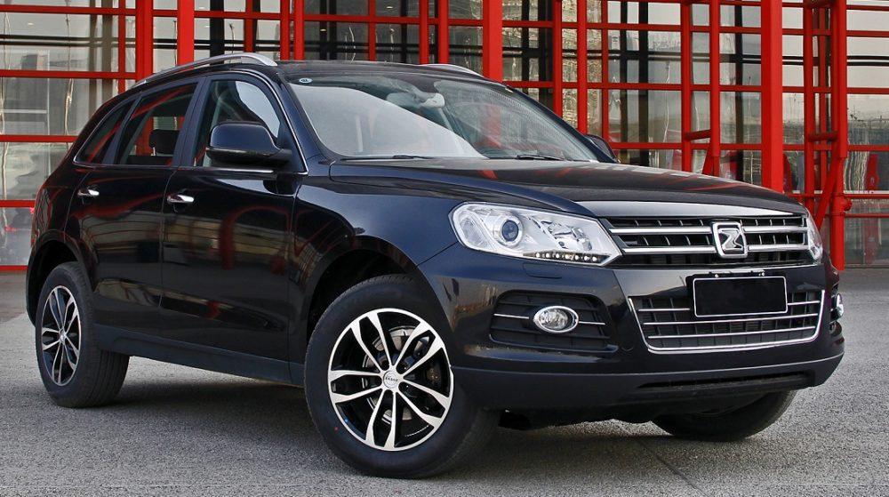 китайский паркетник который относительно недавно представили на российском рынке - зоти т600