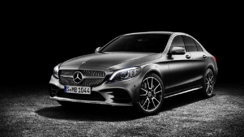Лучший седан с-класса Обновленный Mercedes-Benz C-Class