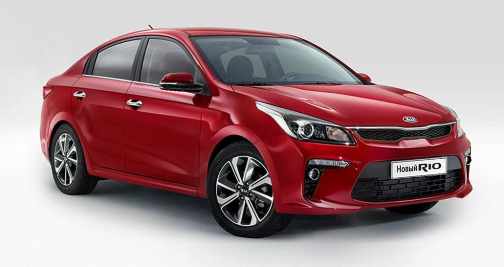 """Корейская """"четырехдверка"""" Киа Рио отлично вписывается в категорию бюджетный автомобиль"""