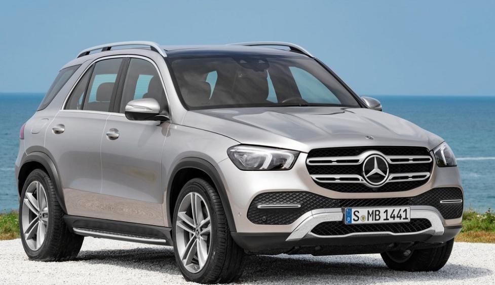 Новое поколение кроссовера Mercedes-Benz GLE