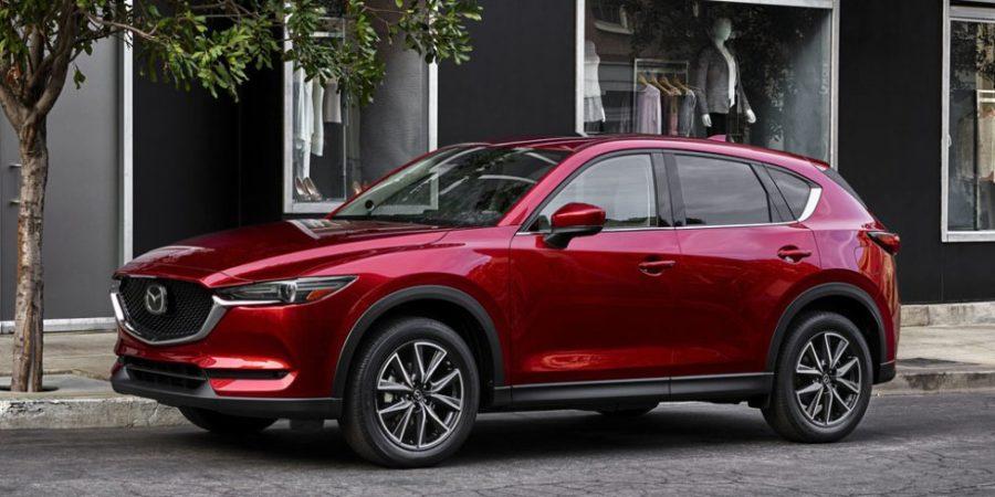 комфортный кроссовер - Mazda-CX-5