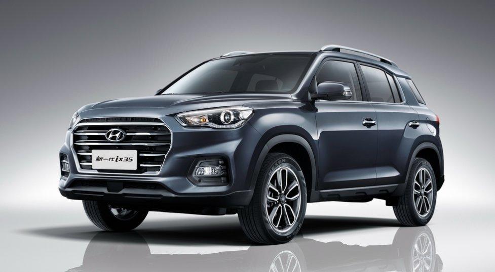 Hyundai ix35 второго поколения