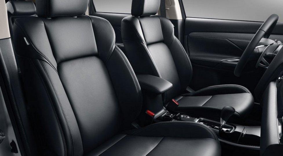 Интерьер Mitsubishi Outlander 2019