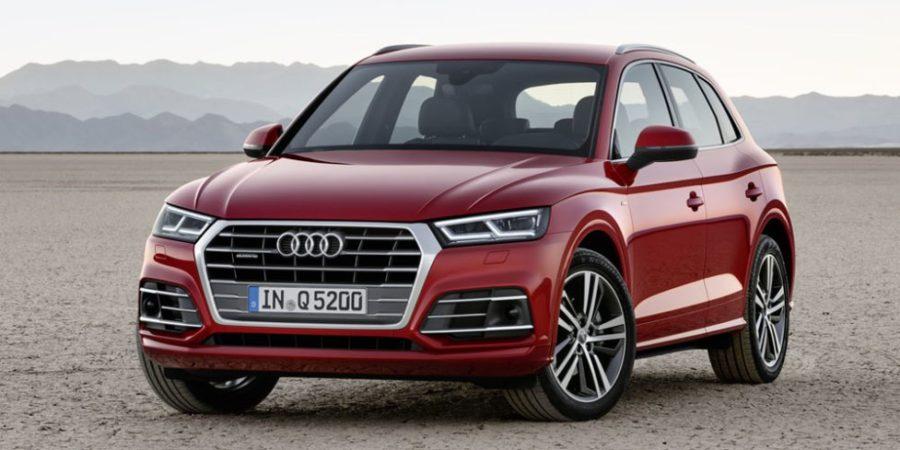 самый надежный кроссовер - Audi-Q5-Audi-Kyu5