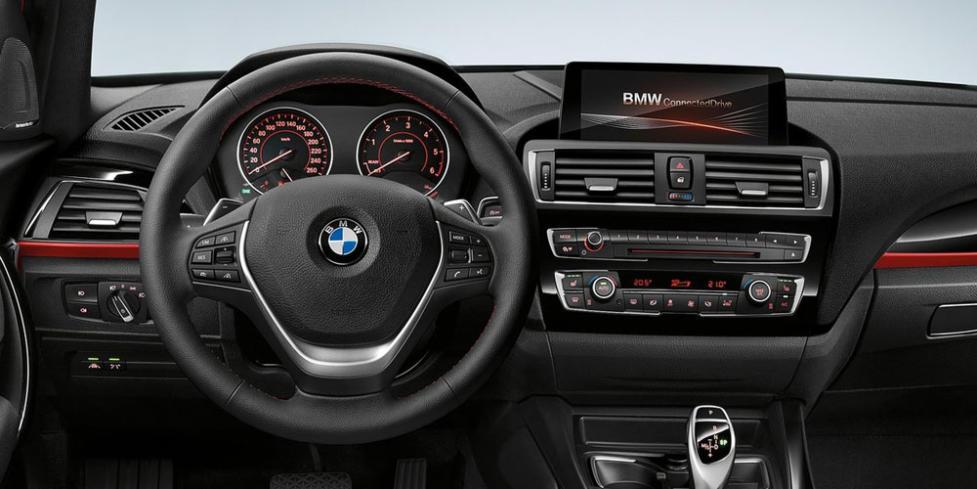 Интерьер BMW 1 Series