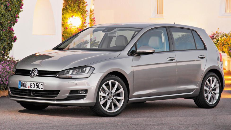 Самый популярный в мире хэтчбек Volkswagen Golf
