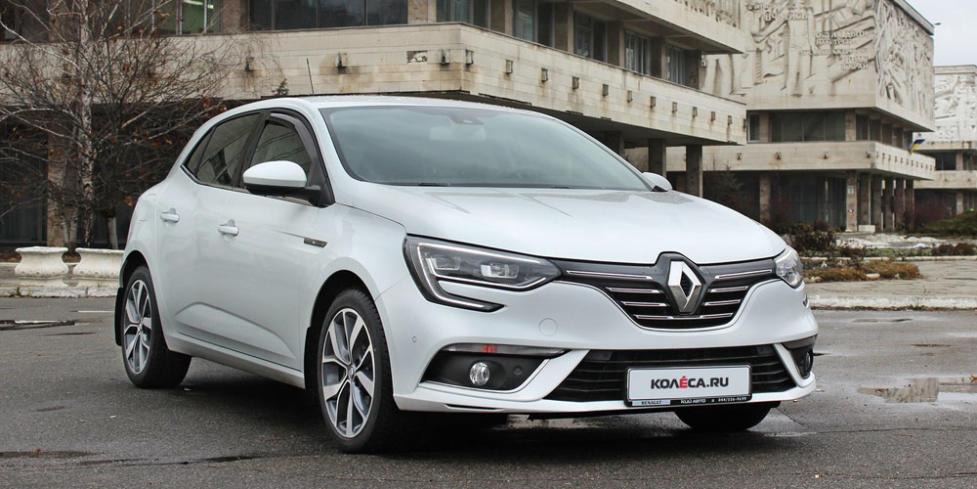 Лучший бюджетный хэтчбек Renault Megane