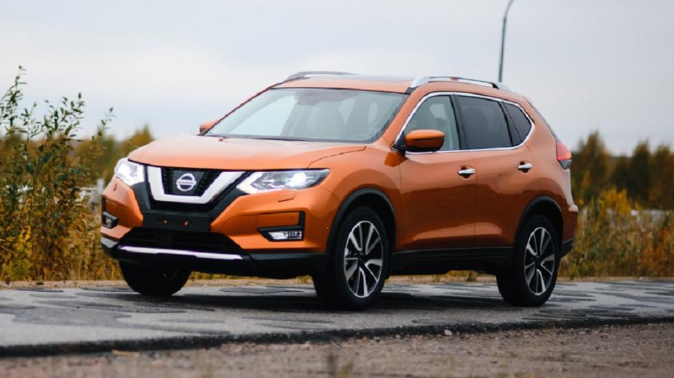Обновленный кроссовер Nissan X-Trail