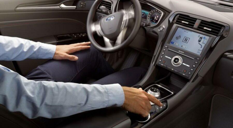 Интерьер Ford Mondeo