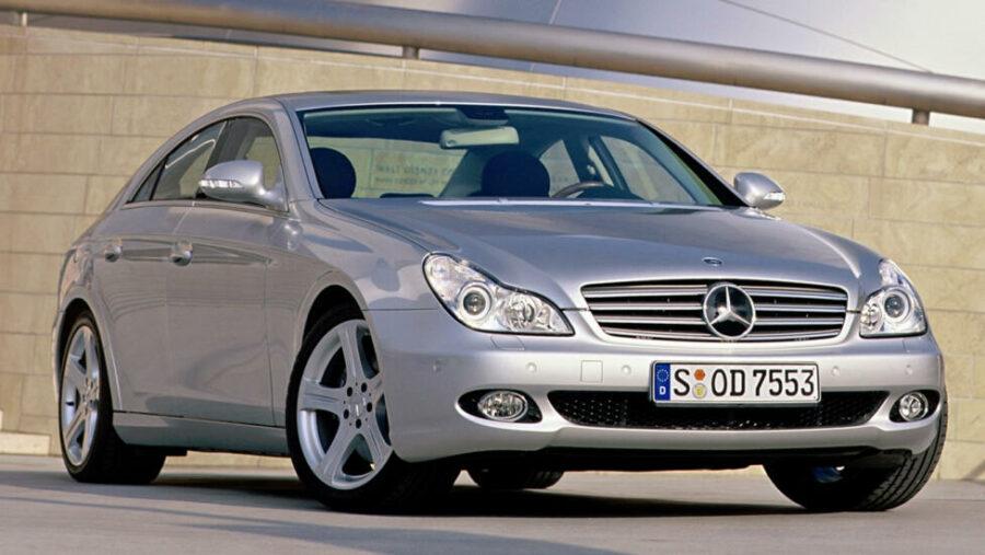 Премиальный седан бизнес-класса Mercedes-Benz CLS