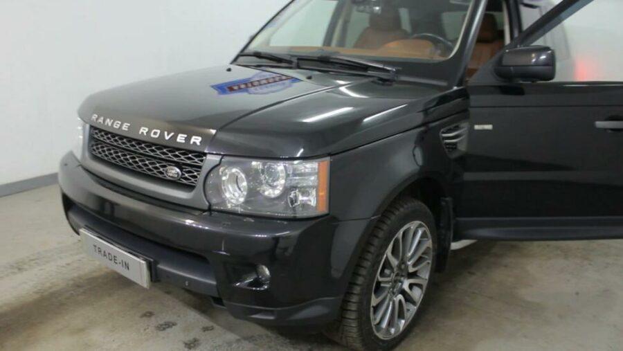 Лучший британский подержанный внедорожник Land Rover Range Rover Sport I Рестайлинг