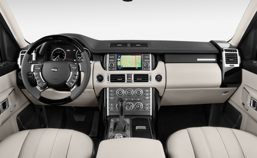 ИнтерьерLand Rover Range Rover Sport I Рестайлинг