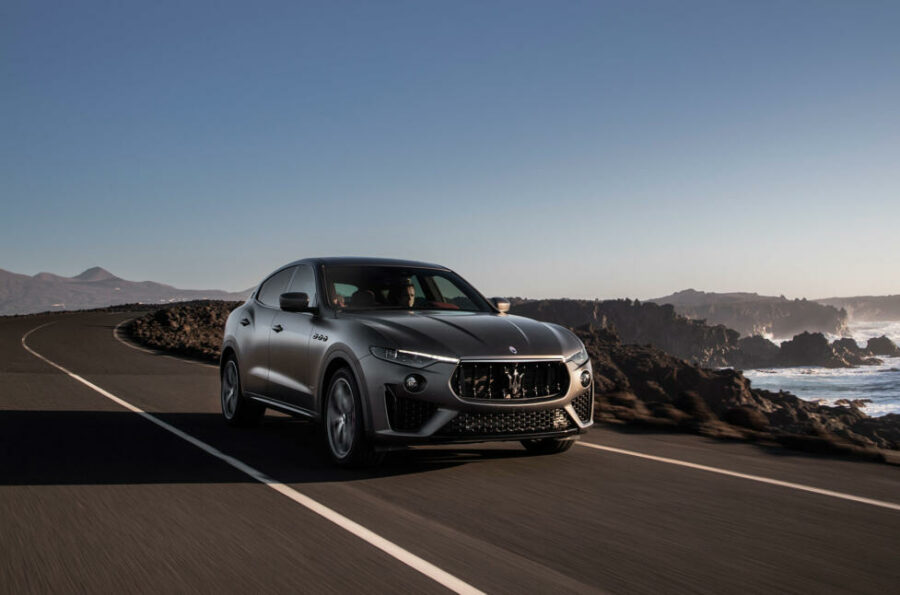 Кроссовер Maserati Levante Vulcano появится в России в марте 2019 года