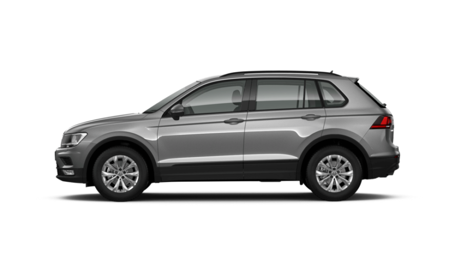 Вид сбоку Volkswagen Tiguan All Inclusive