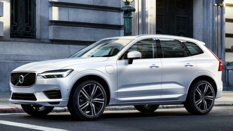 Второе место среди самых надежных SUV досталось Volvo XC60