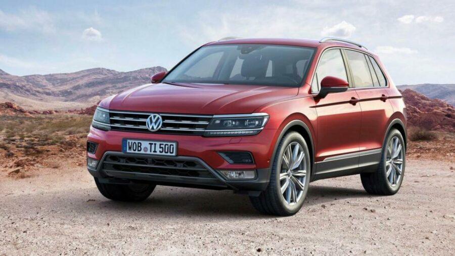 Очень надежный немецкий SUV - Volkswagen Tiguan II, который можно купить до 1,5 млн рублей