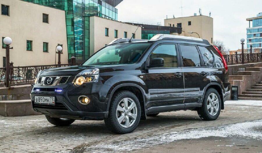 Лучший б/у кроссовер стоимостью до 600000 рублей Nissan X-Trail II