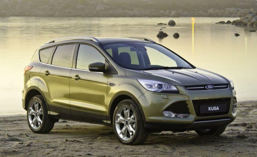 б/у кроссовер до 700000 рублей 7 место -Ford Kuga