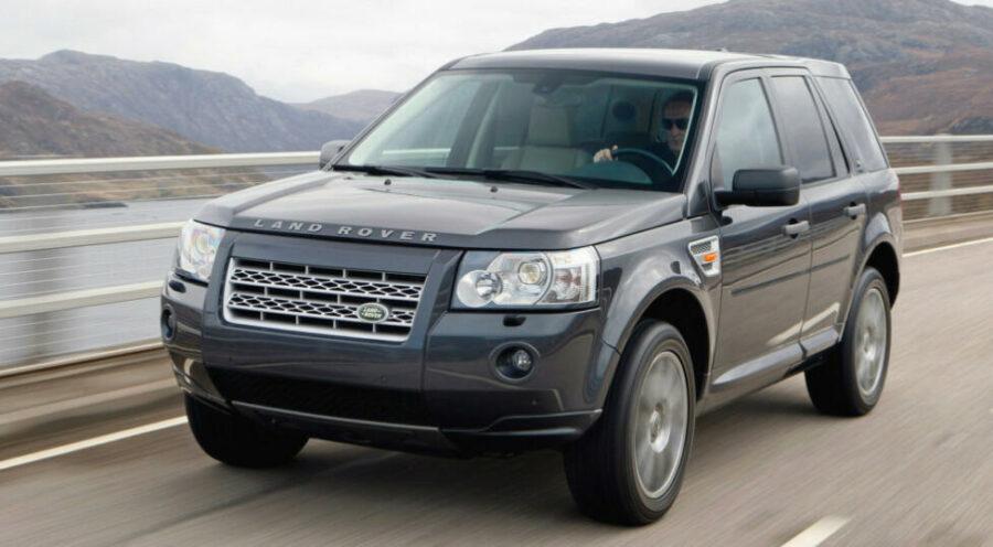 Лучший б/у британский кроссовер ценой до 800 тыс. рублей Land Rover Freelander II Рестайлинг (2012 года)