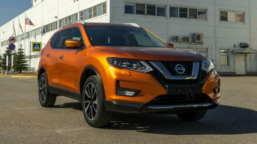 Японский кроссовер с полным приводом - Nissan X-Trail III Рестайлинг не дороже 2.5 млн рублей